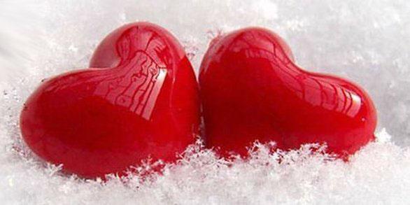 Привітання на День Святого Валентина