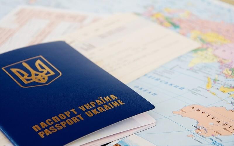 Процедура оформлення біометричного закордонного паспорту