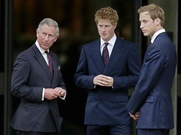 Цікаві факти про принца Чарльза