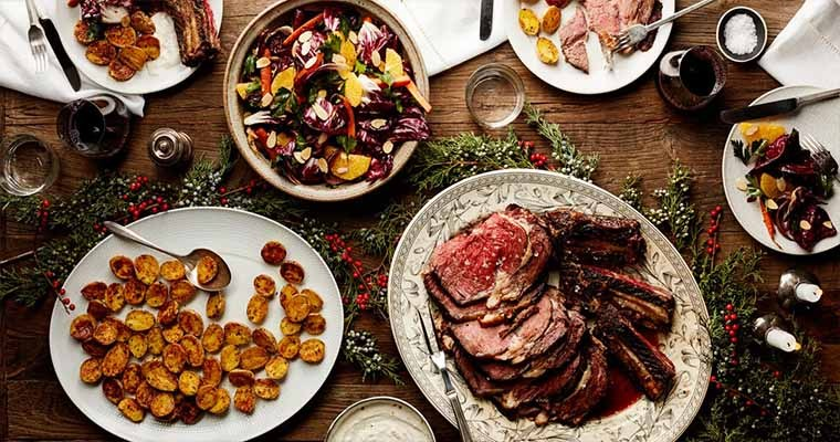 Рецепти приготування новорічних страв з фото