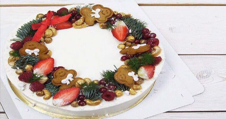 Десерти на Новий рік