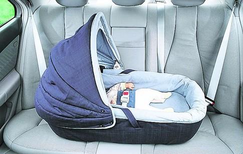 ПДР: правила перевезення дітей в автомобілі