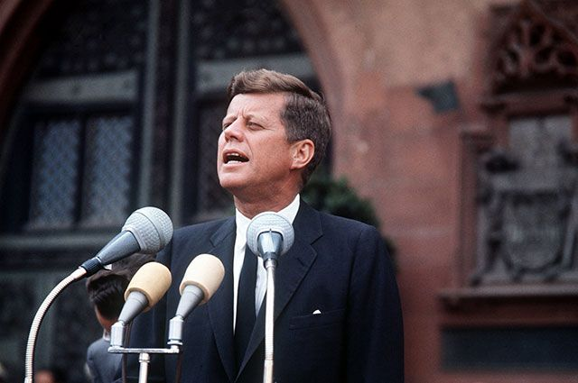 Цікаві факти про вбивство Джона Кеннеді