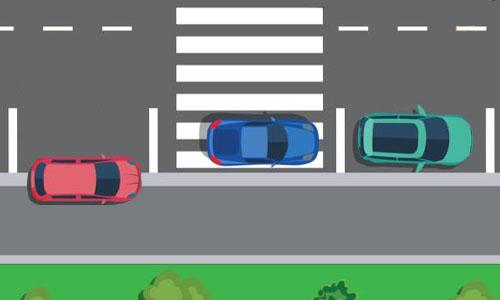 Штраф за неоплачену парковку в Україні