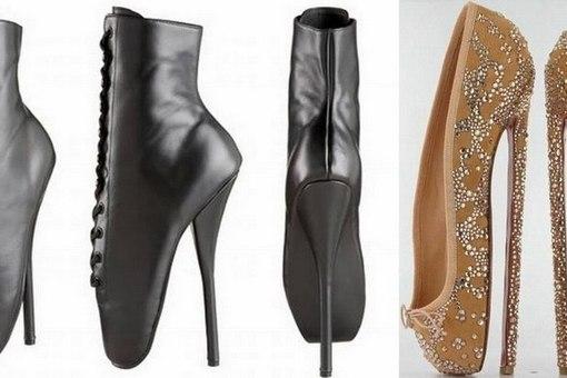 Цікаві факти про жіночі туфлі