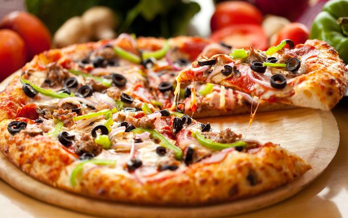 Цікаві факти про піцу