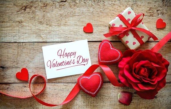Привітання з Днем Валентина у прозі