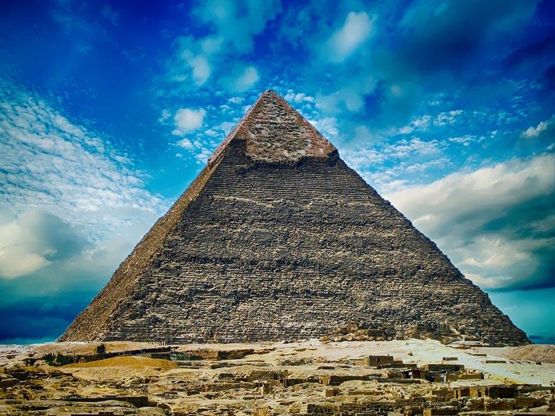 Цікаві факти про піраміду Хеопса