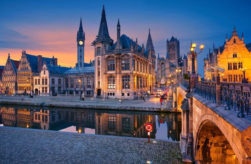 Цікаві факти про Бельгію