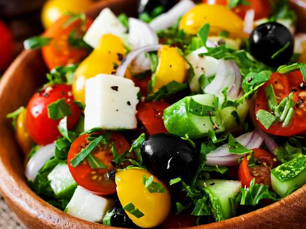 Салат грецький