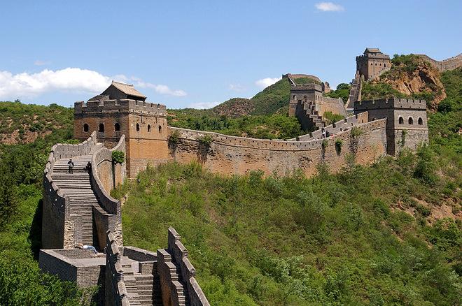 Цікаві факти про Велику Китайську стіну