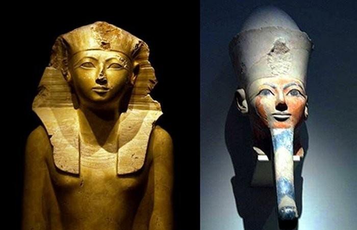 Цікаві факти про фараонів