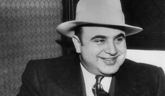 Цікаві факти про Аль Капоне