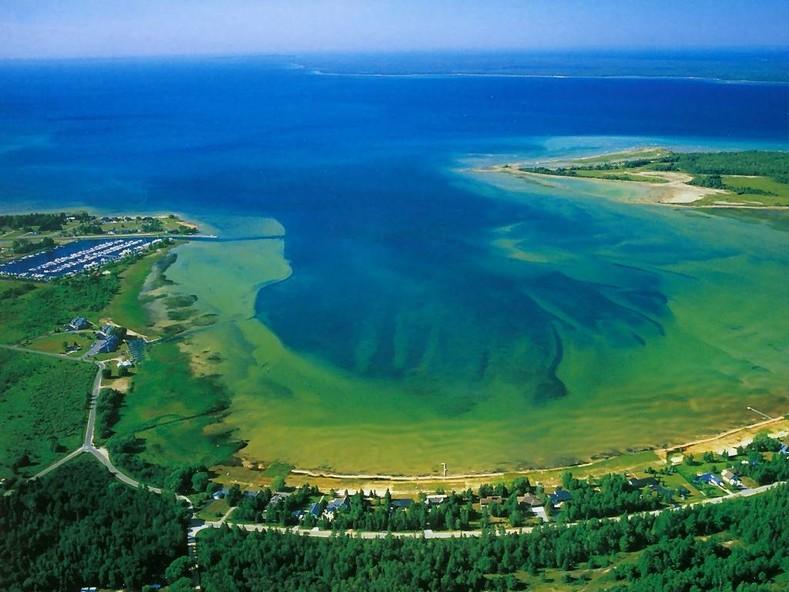 Найбільші озера світу