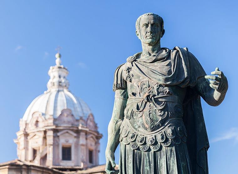 Цікаві факти про Цезаря