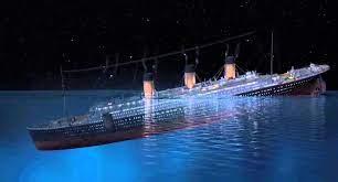 Цікаві факти про Титанік