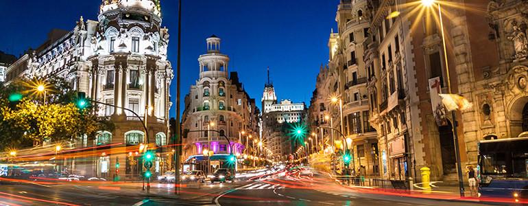 Цікаві факти про Мадрид