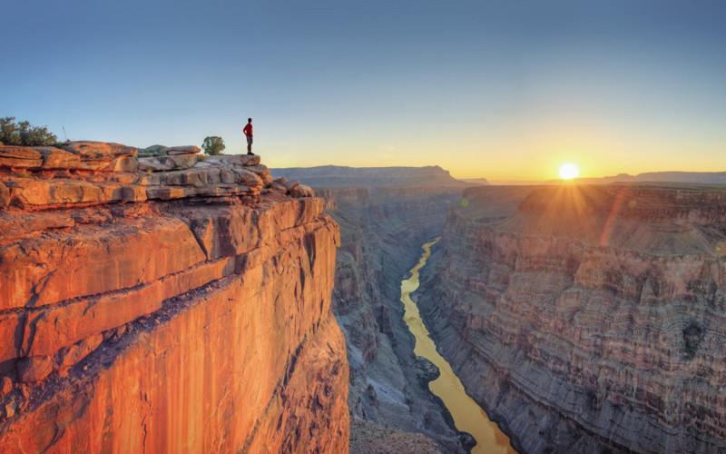 Цікаві факти про Великий Каньйон