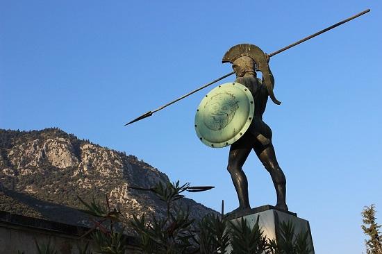 Цікаві факти про Спарту і спартанців