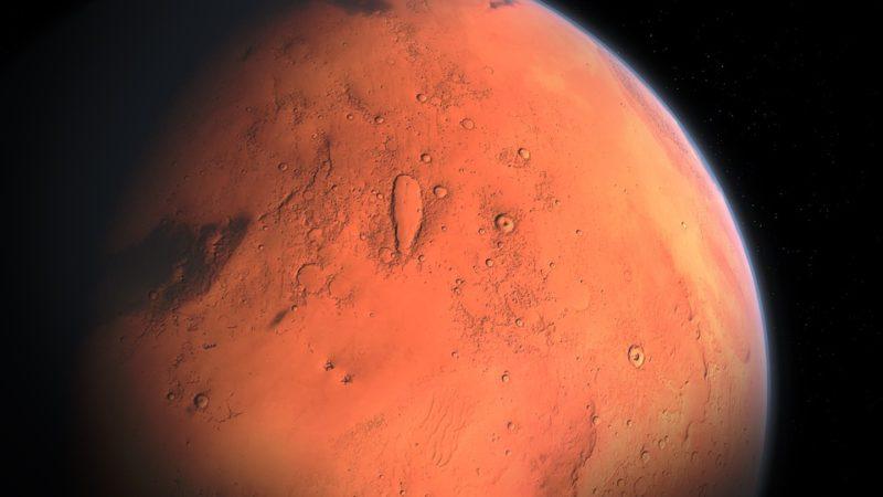 Цікаві факти про Марс
