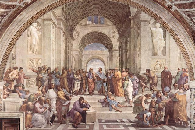 Легенди і факти про заснування Риму