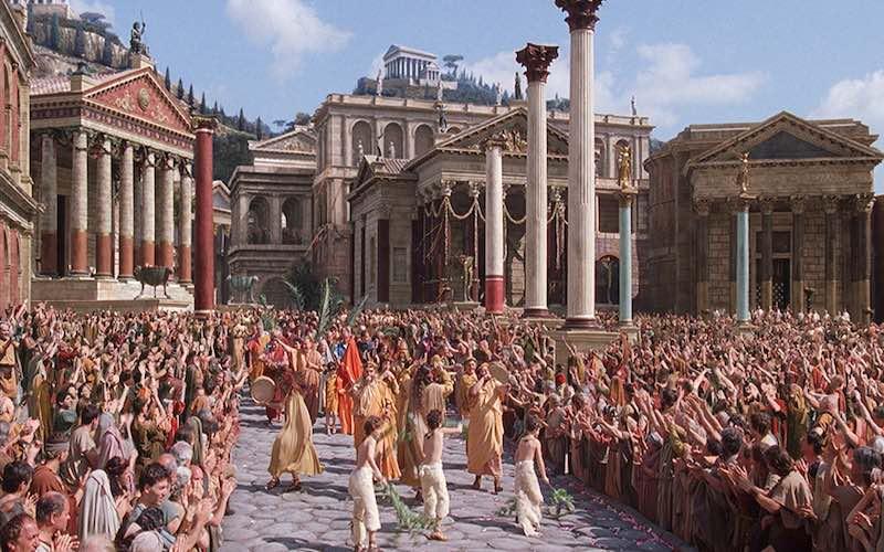 Цікаві факти про Рим