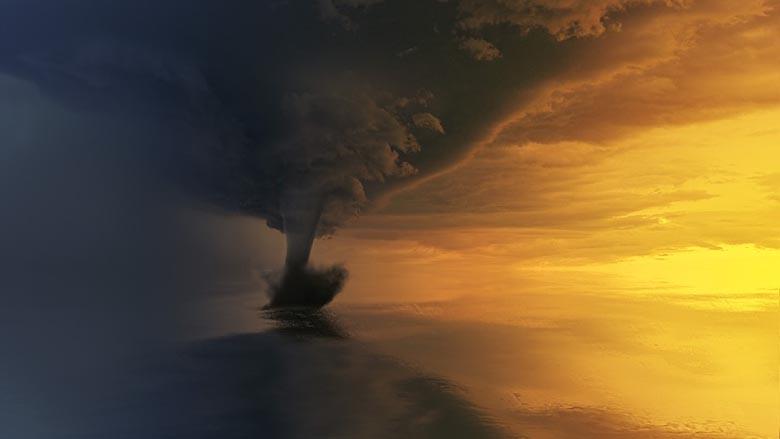 Цікаві факти про торнадо