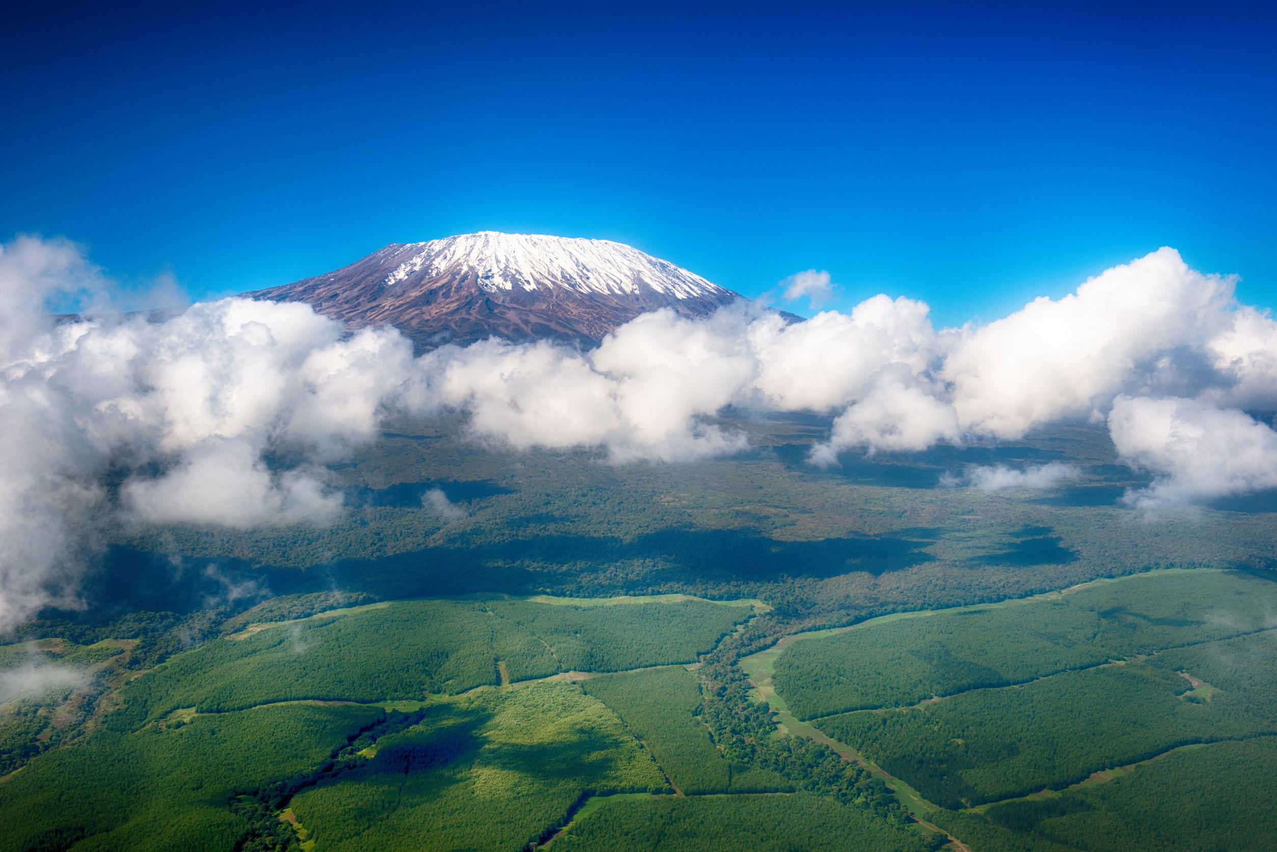 Цікаві факти про Кіліманджаро