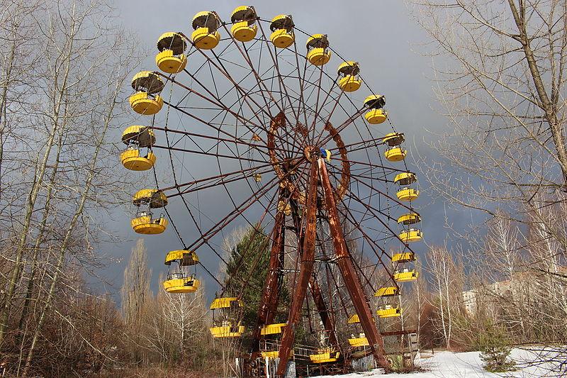Цікаві факти про Чорнобиль