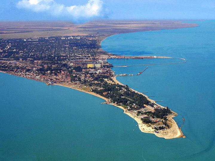 Цікаві факти про Азовське море