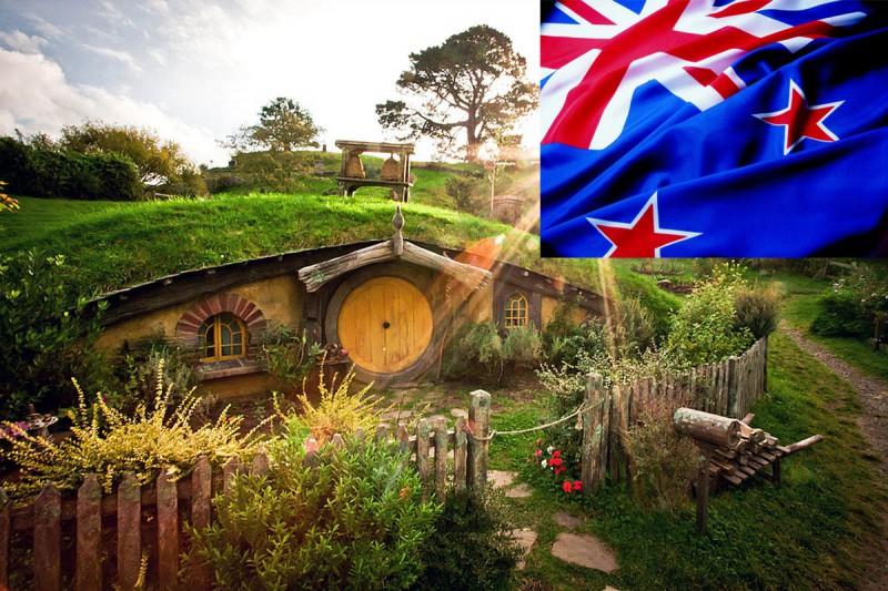 Цікаві факти про Нову Зеландію
