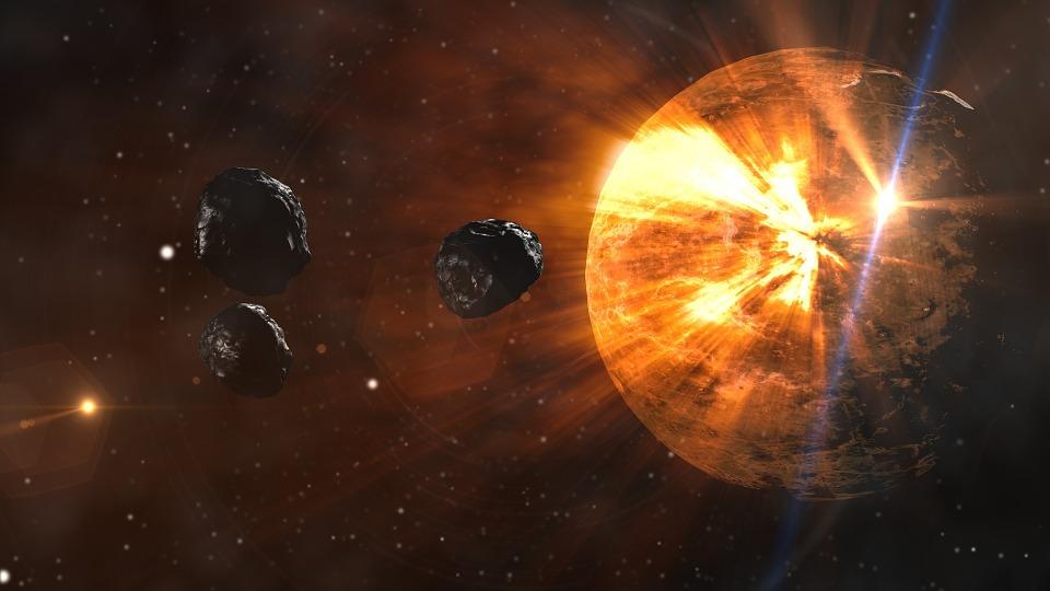 Цікаві факти про астероїди