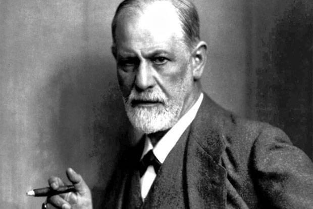 Цікаві факти про Зігмунда Фрейда