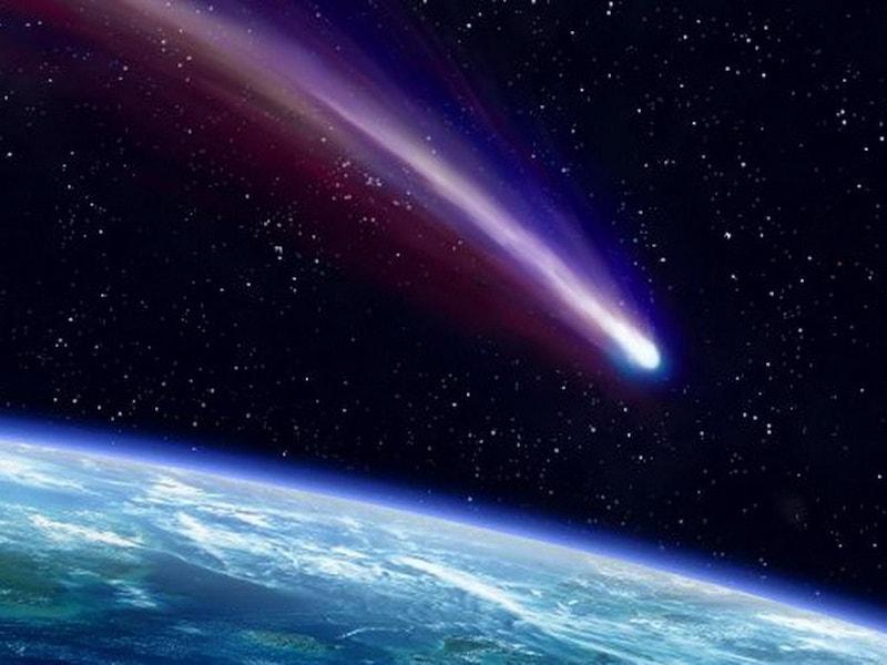 Цікаві факти про комети