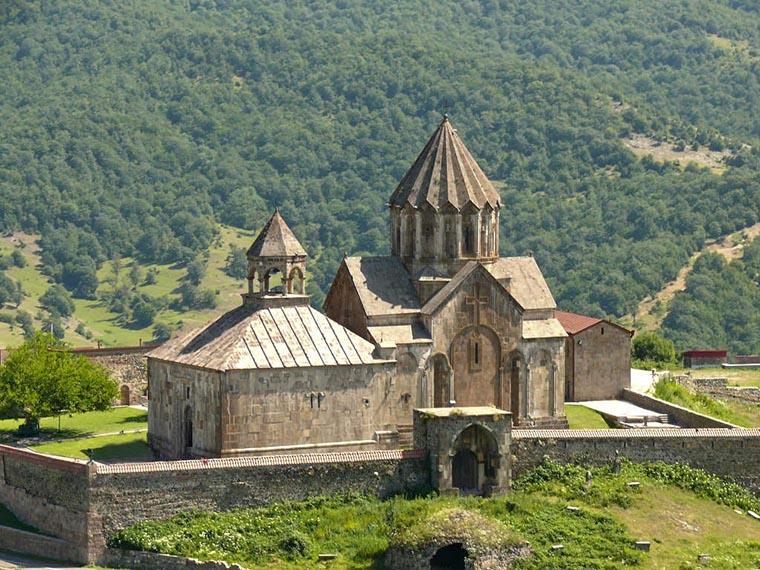 Цікаві факти про Нагорний Карабах