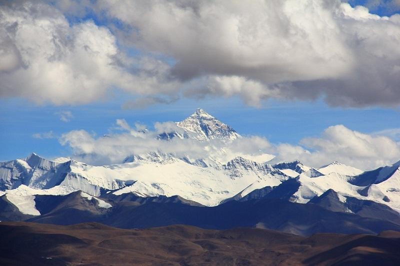 Цікаві факти про Еверест