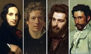Цікаві факти про художників