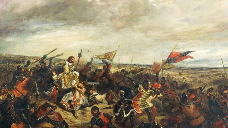 Цікаві факти про Столітню війну