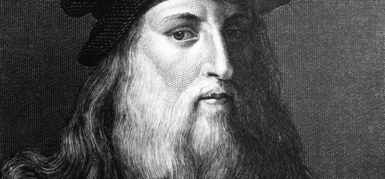 Цікаві факти про Леонардо да Вінчі