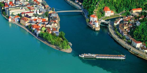 Цікаві факти про Дунай