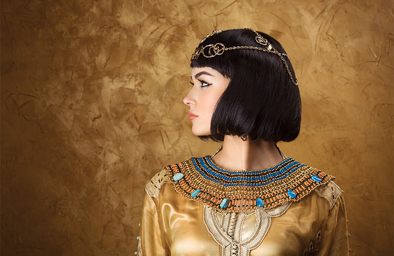 Цікаві факти про Клеопатру
