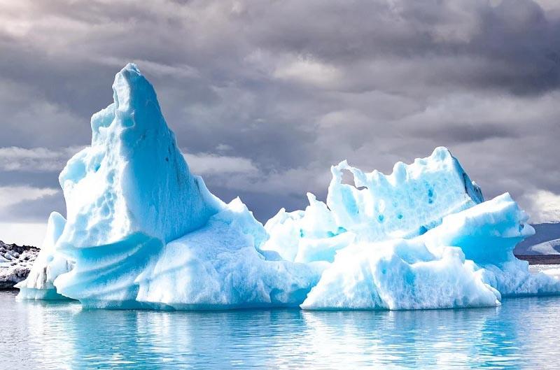Цікаві факти про айсберги