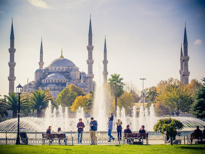 Цікаві факти про Стамбул