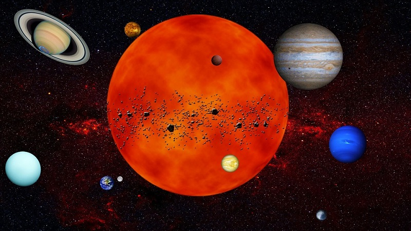 Цікаві факти про планети